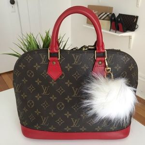 Authentic Louis Vuitton Alma ❤️